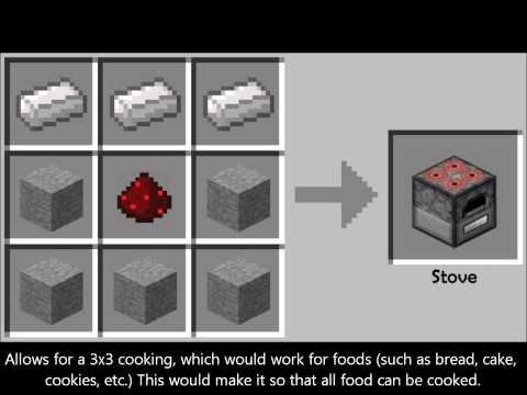Minecraft Ideas Video Minecraft Crafting Recipes Minecraft Crafts Crafting Recipes