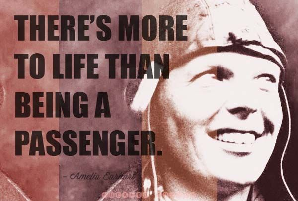 Amelia Earhart Quotes Cool The 23 Most Inspiring Amelia Earhart Quotes  Women Who Made A