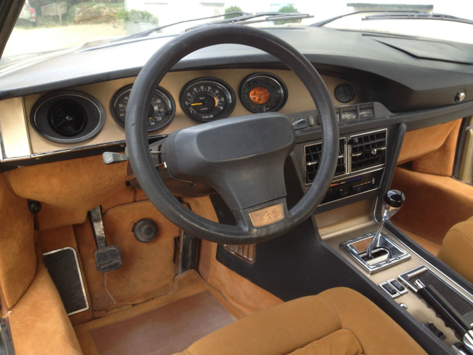 Citroen SM 1971 Maserati V6 (carbs) UK registered \'historic\'vehicle ...