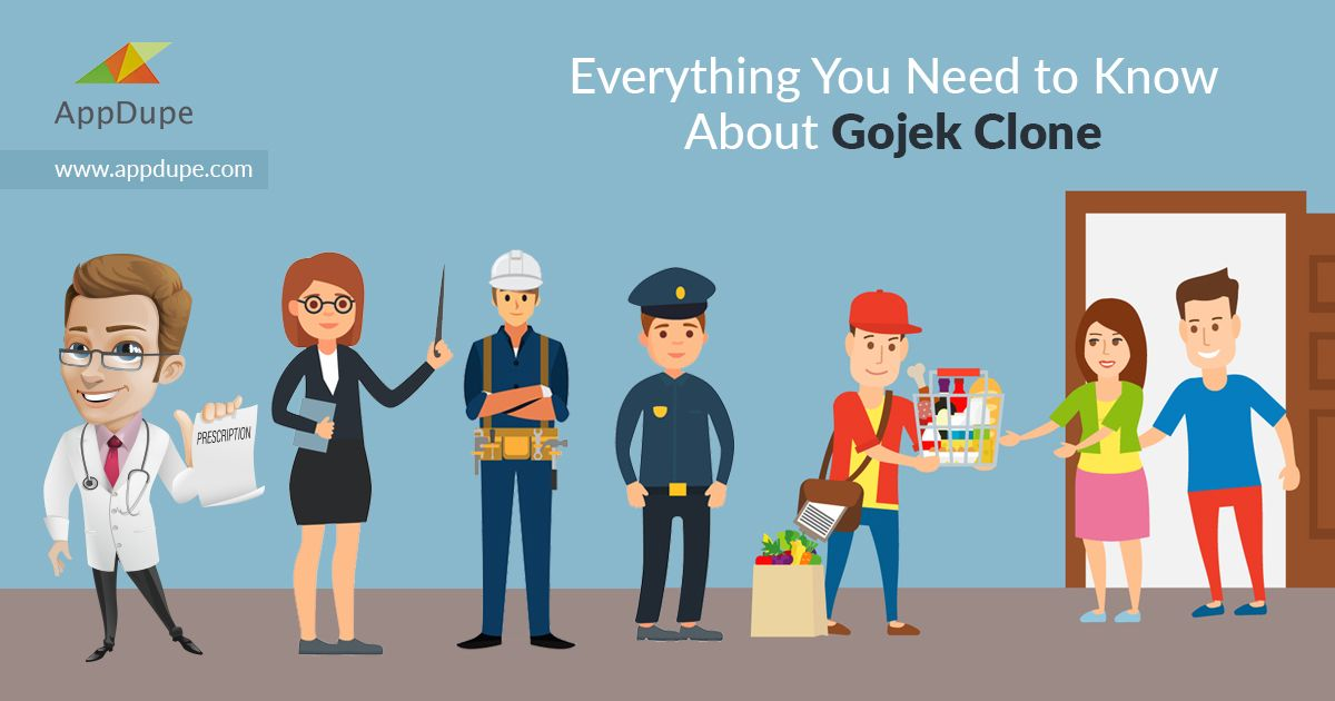 Everything you need to know about gojek clone blog app
