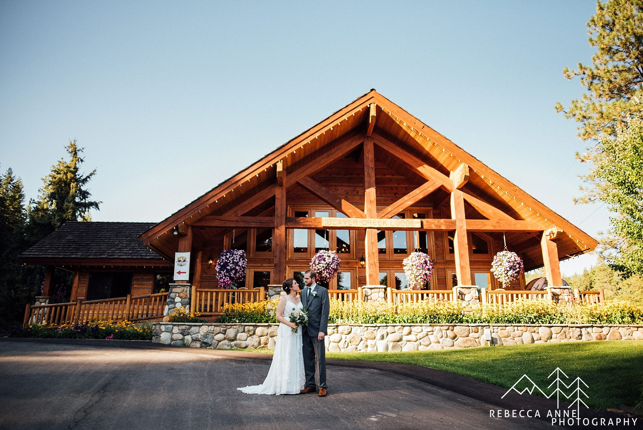 Mountain Springs Lodge Elopement Wedding Leavenworth Leavnworth