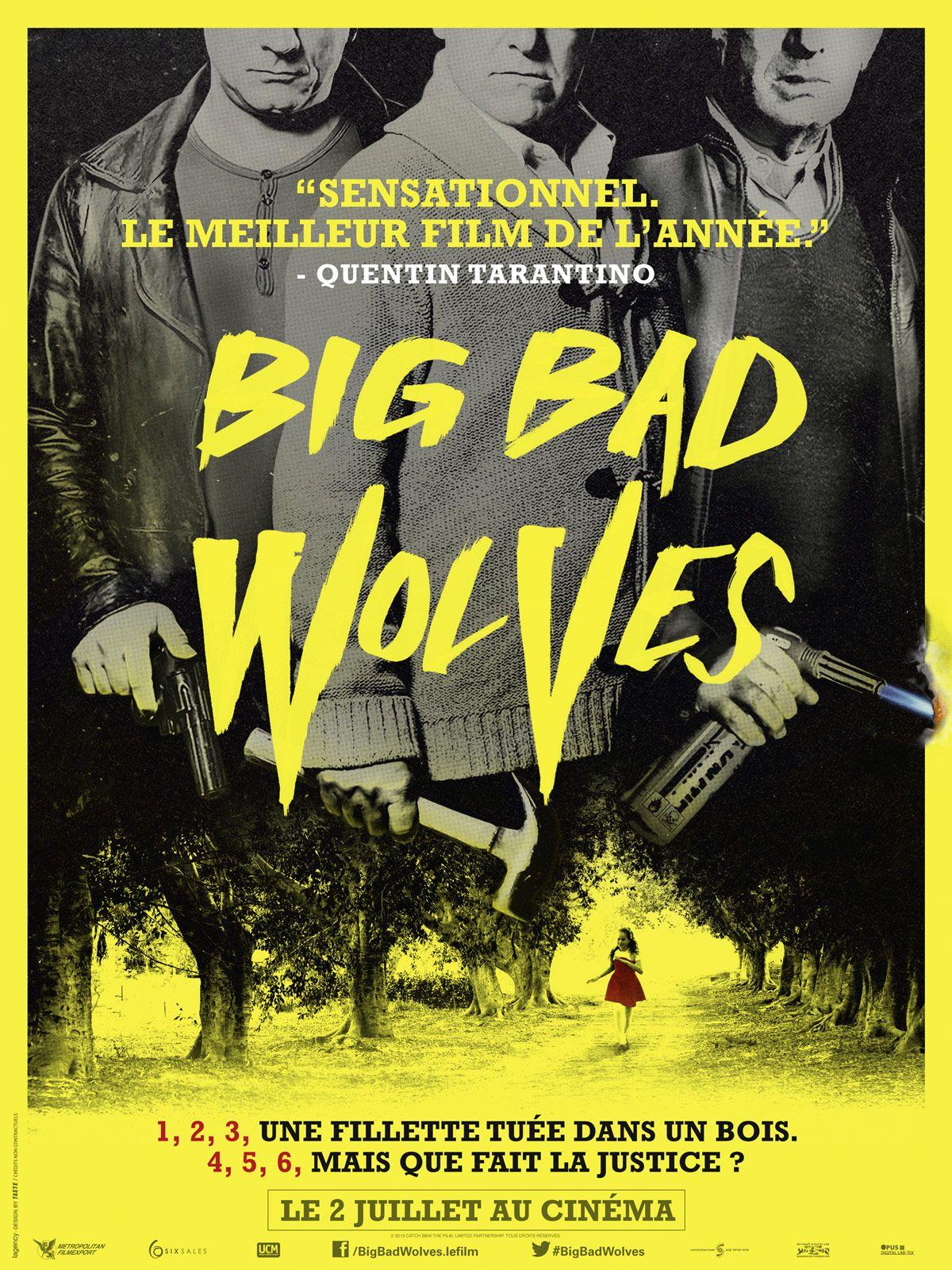 Watch big bad wolves online