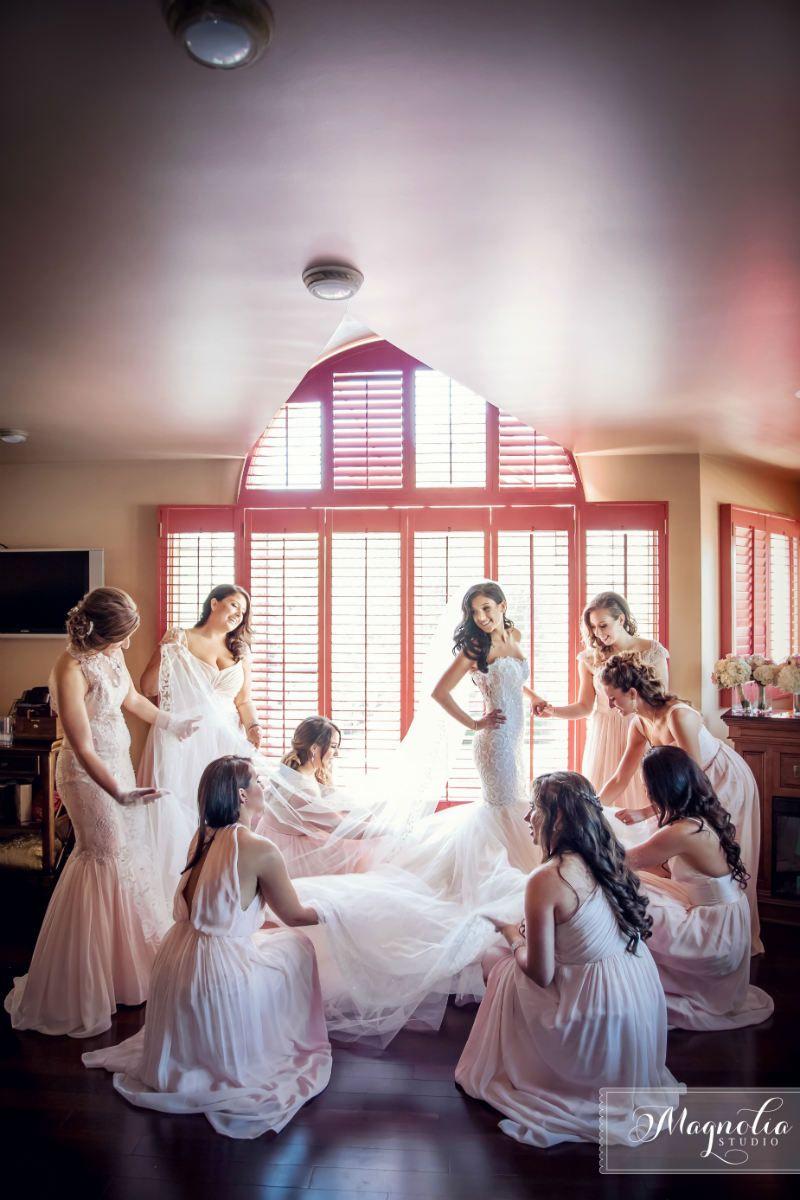 Soft pink bridesmaids dresses ines di santo wedding dress soft pink bridesmaids dresses ines di santo wedding dress romantic fairytale wedding in montreal ombrellifo Choice Image