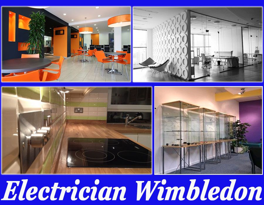 Electrician in Wimbledon Redlands Electrical