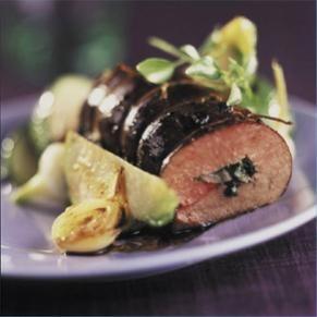 Foie de veau au basilic et au vinaigre balsamique les recettes viandes - Cuisiner le foie de veau ...