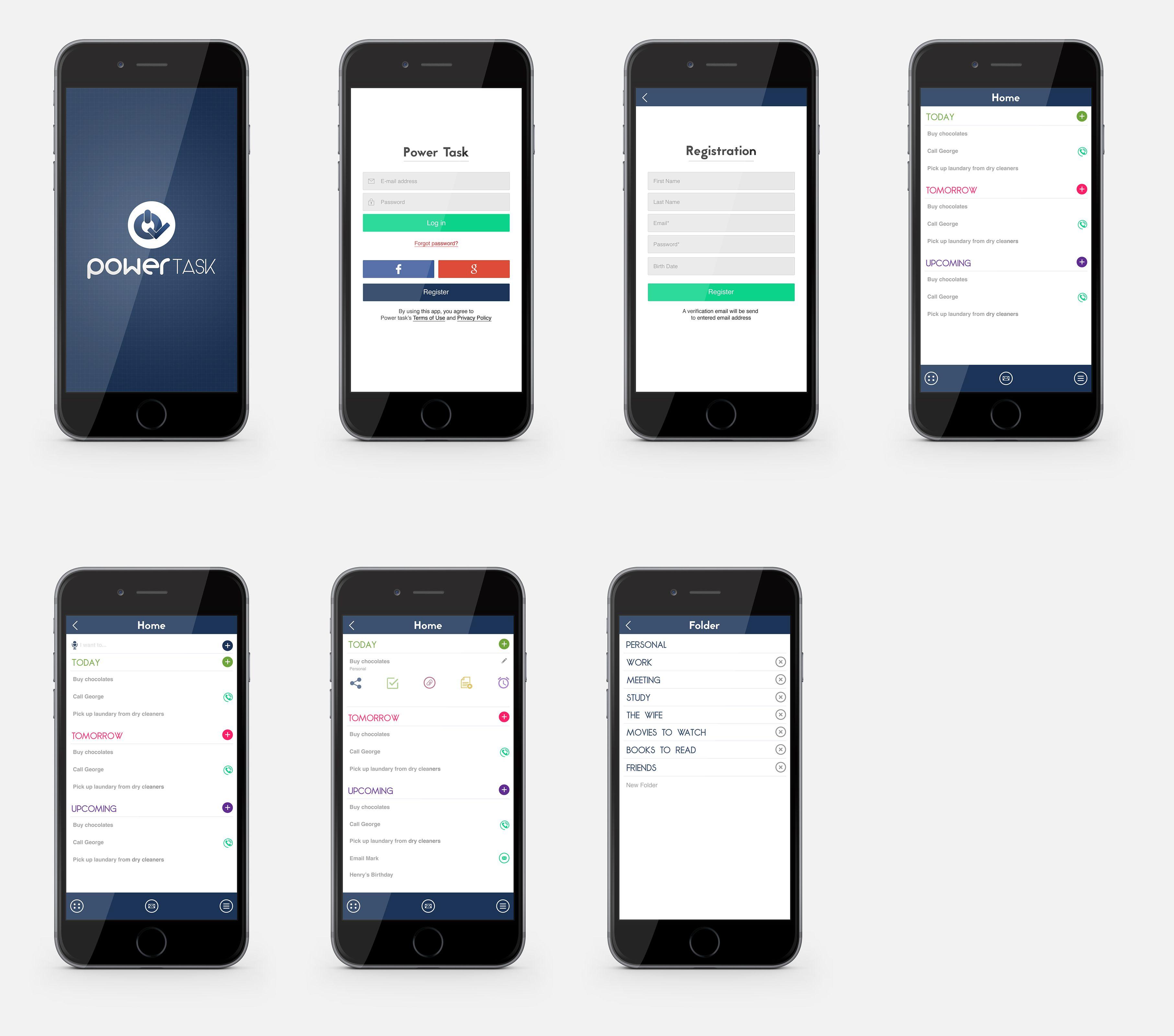 Power Task App