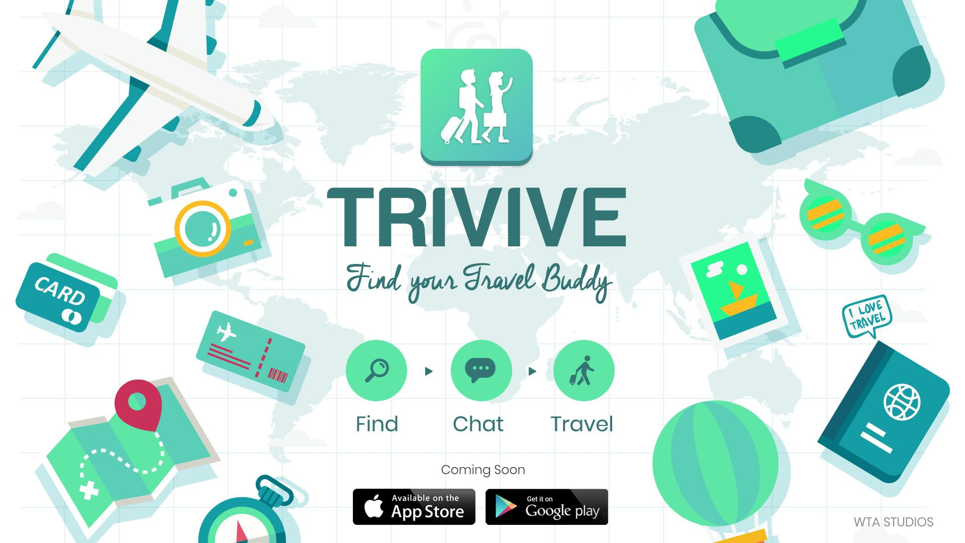 Travel mates dating app - Want to meet eligible single woman who share your zest for life?.