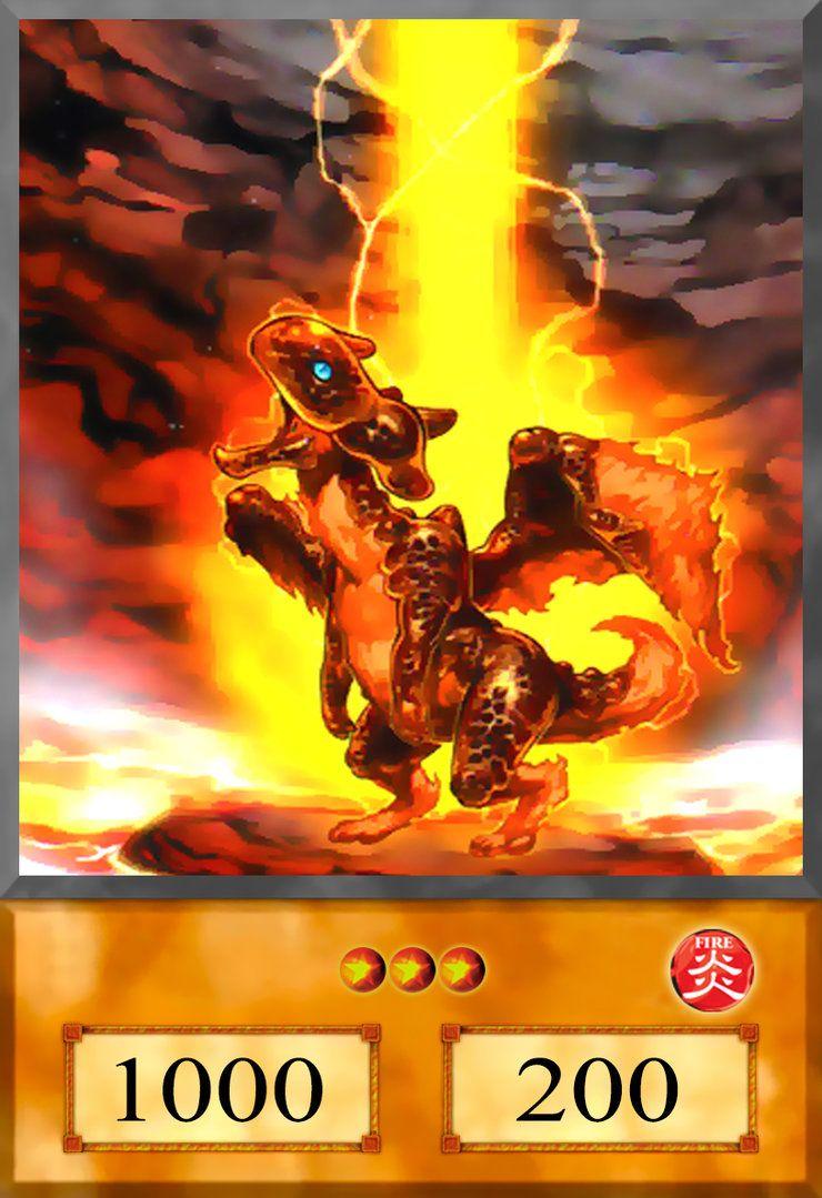 Burner Senor Dragon De Las Chispas Yugioh Trading Cards Yugioh Cards Yugioh