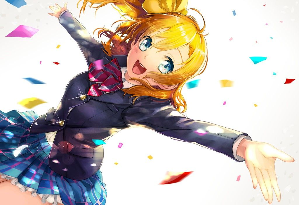 Anime Love Live School Idol Festival Beauty Of Anime Pinterest
