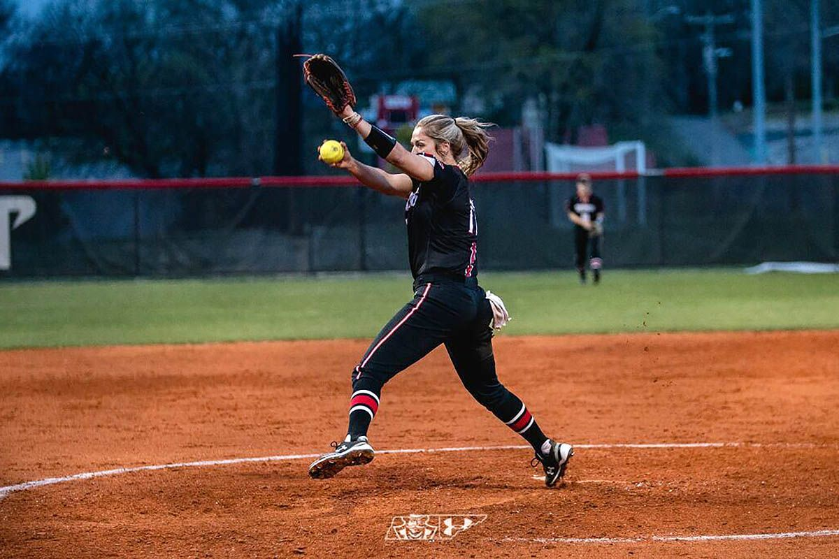 Apsu Softball Takes Doubleheader From Tennessee State Softball Austin Peay State University Tennessee