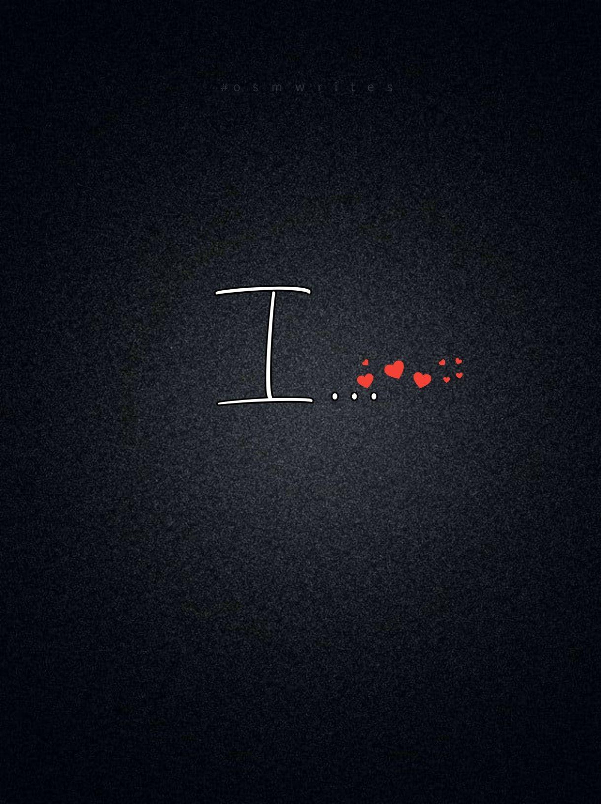 Alphabet I Stylish Alphabet Wallpaper For ur Phones ️ ️