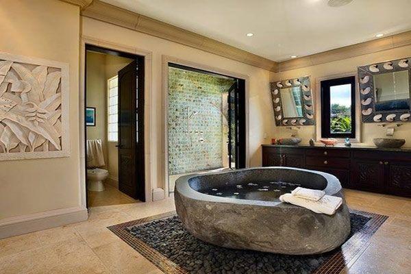 Luxury Walk In Showers Master Bath Suite With Shower