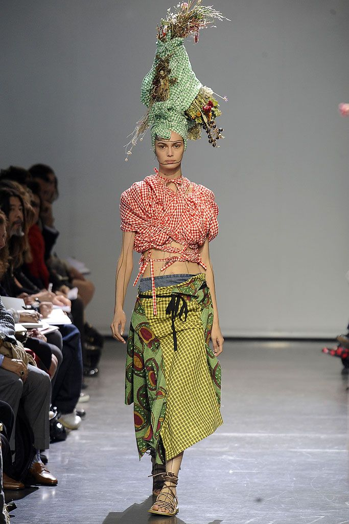 Junya Watanabe Spring 2009 Ready-to-Wear Collection Slideshow on Style.com