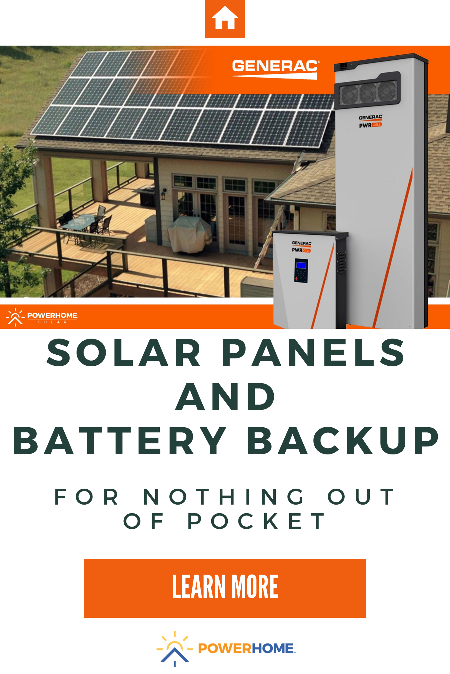 Get Solar Panels And Battery Backup For 0 Out Of Pocket In 2020 Solar Panels Solar Solar Panels For Home