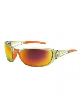 Gafas Carrera O.D.C. color verde transparente con lentes ML orange