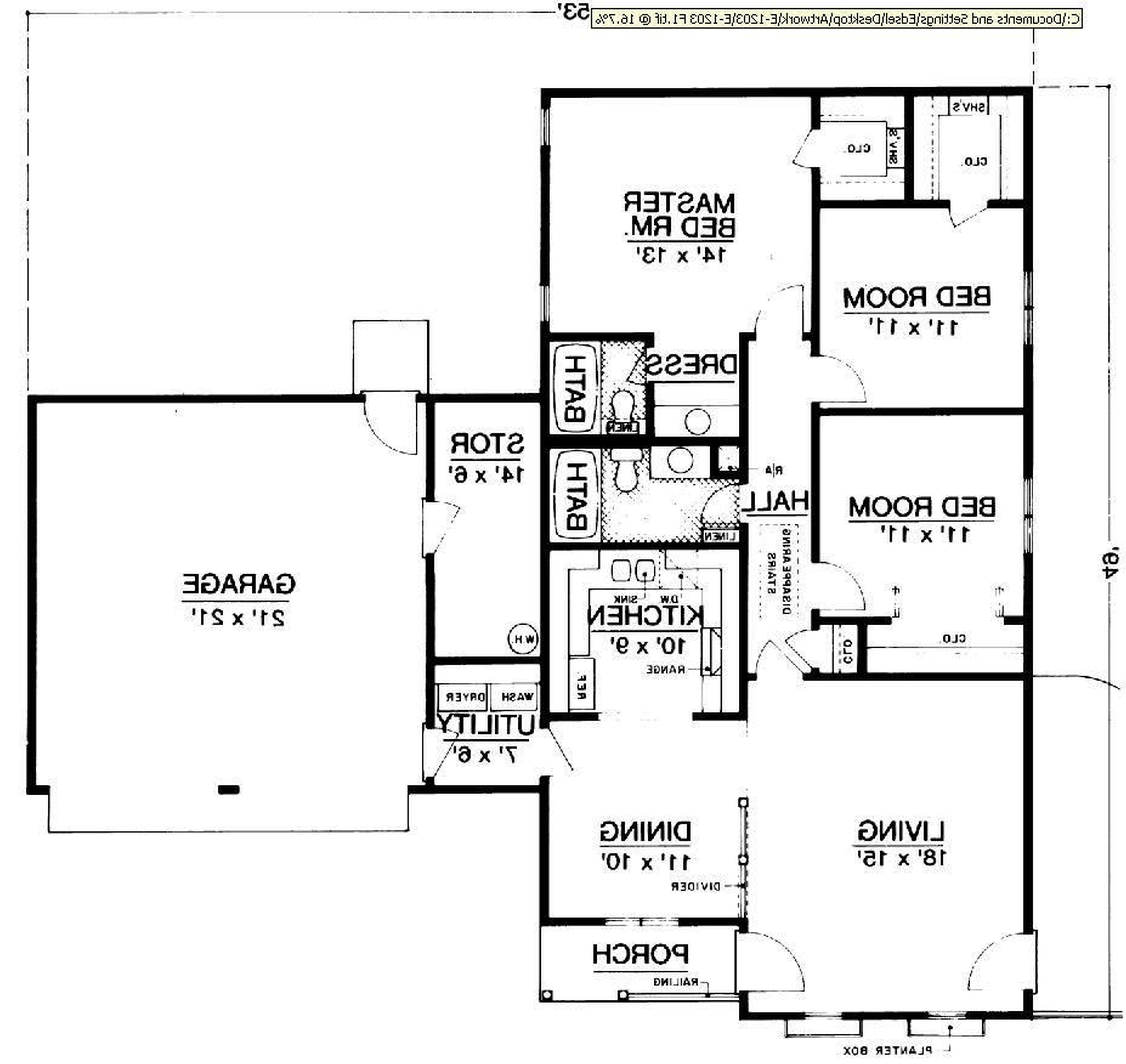 Tips to Make Custom House Plan   Hunt Home Design   Pinterest   Plan ...