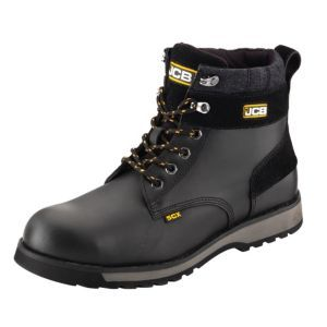 best coupon code cheap for discount Jcb 5Cx Black Safety Boots Size 10 in 2019 | Steel toe cap ...
