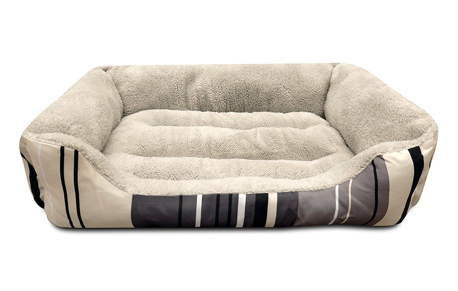 Pin By Dog Care Online On Dog Beds Dog Bed Grey Dog Dog Store