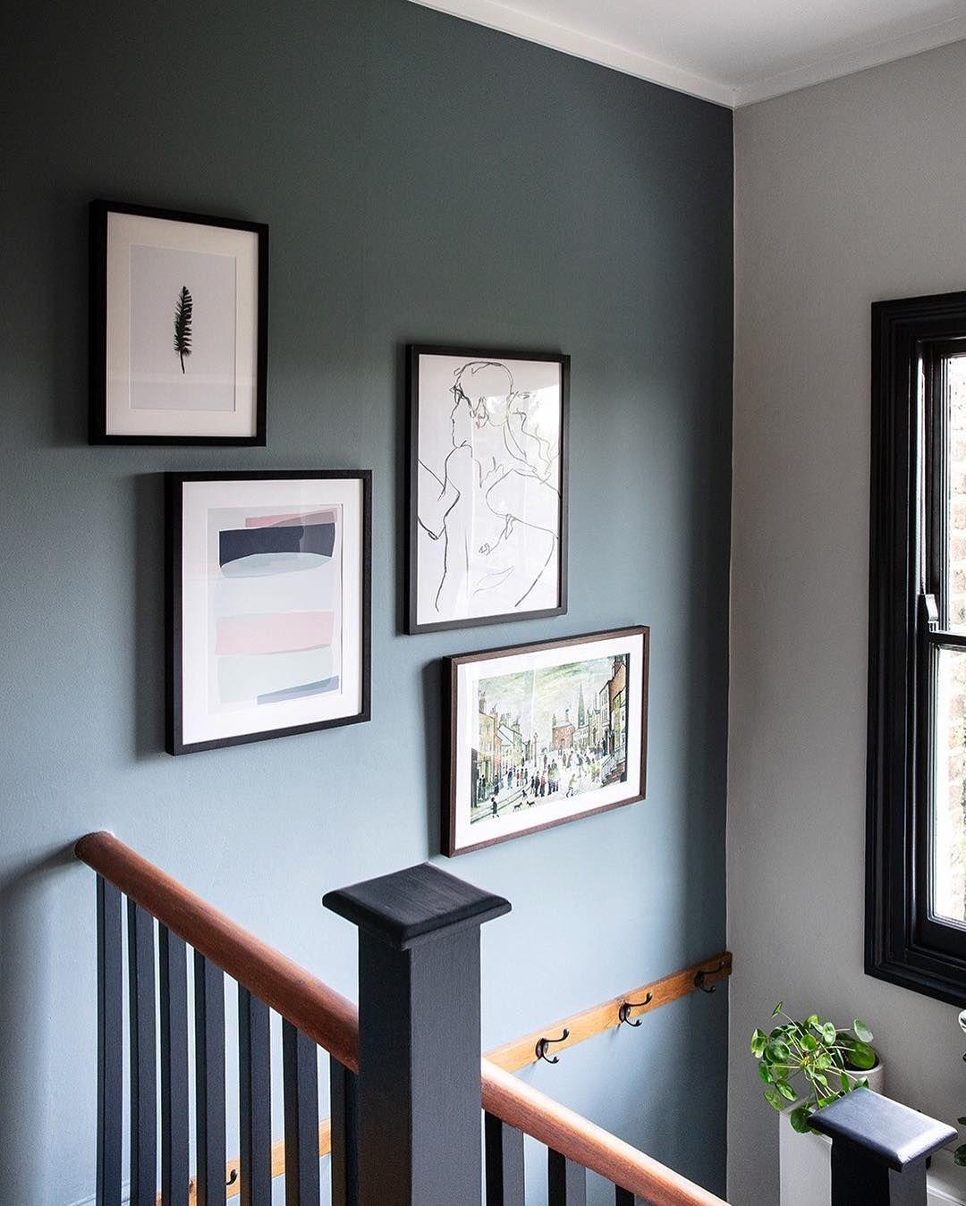 "Farrow And Ball Pale Blue Bedroom: Farrow & Ball On Instagram: ""#DeNimes Creates The Perfect"