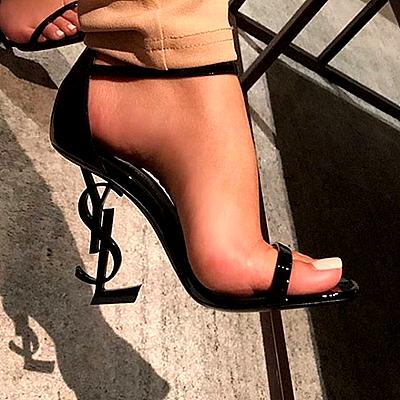 ysl shoe price