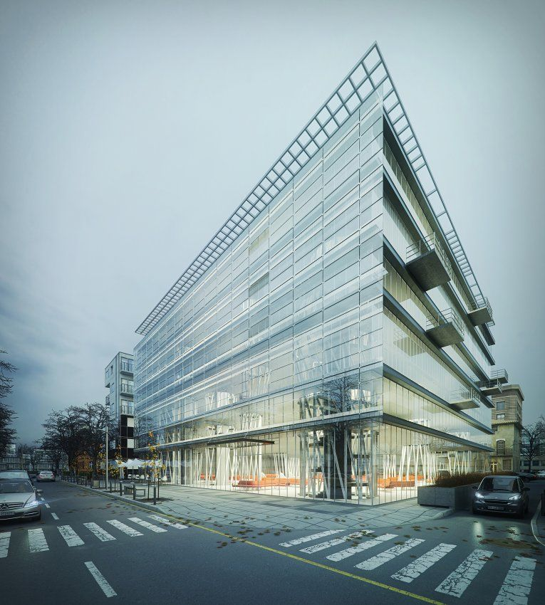 Making of toyo ito 39 s sendai mediatheque 3d architectural - 3d architectural visualization ...