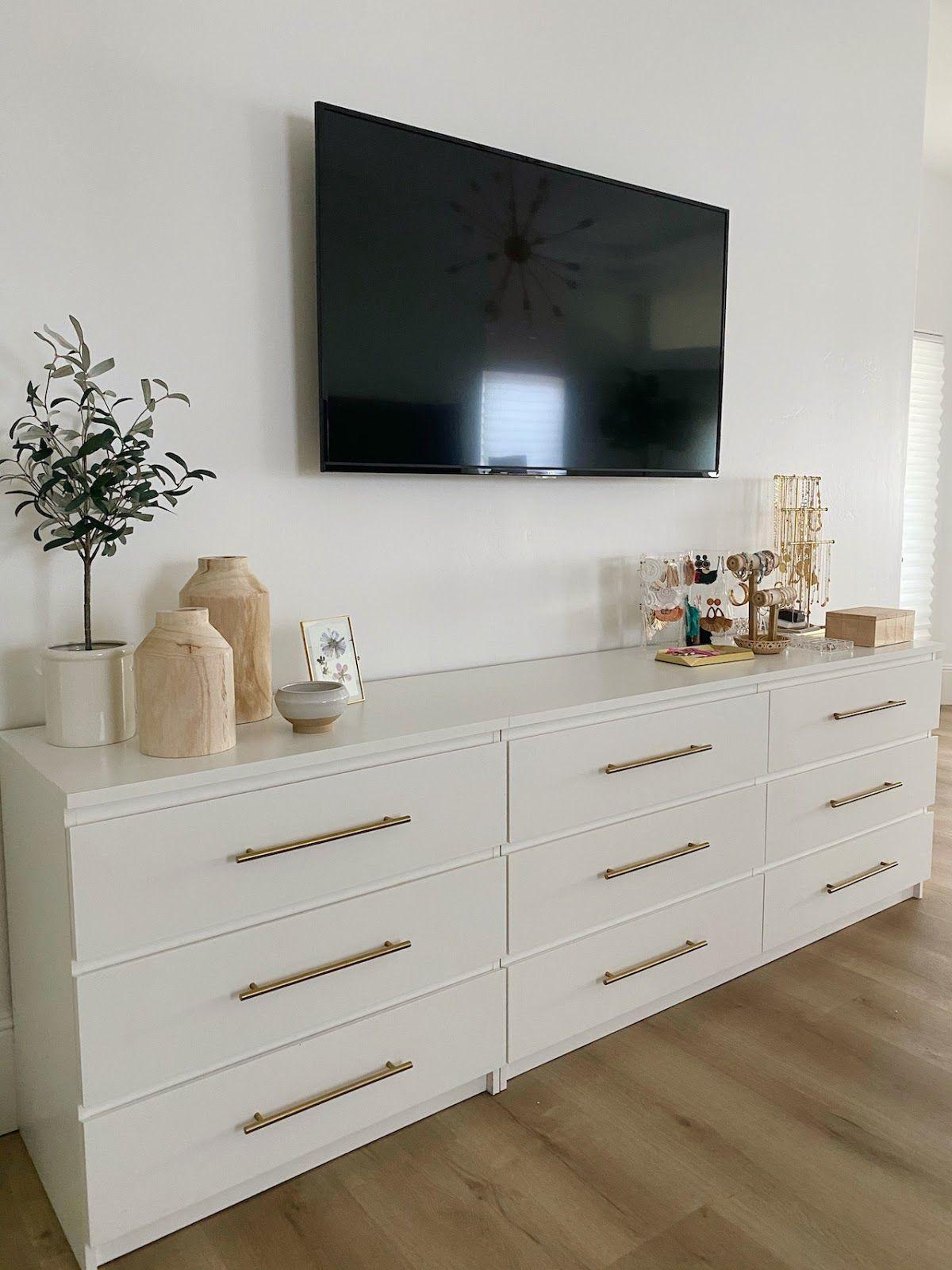DIY IKEA Dresser