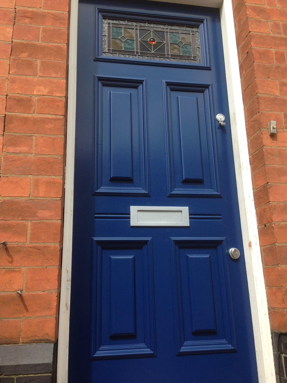 6 Panel Wooden Front Door In The Georgian Style Georgian Front