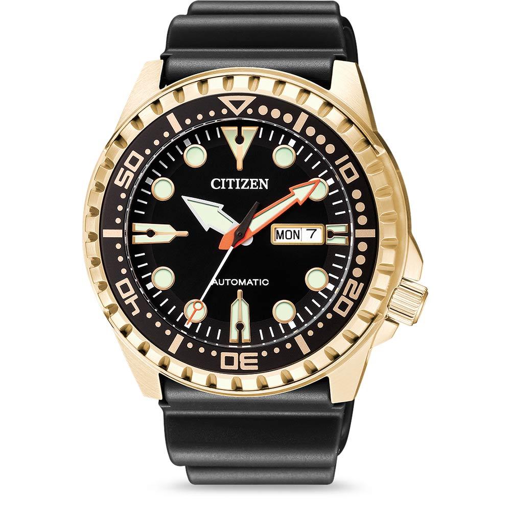 Nh8383 17ee Citizen Watch Europe Citizen Watch Rubber Watches Watches For Men