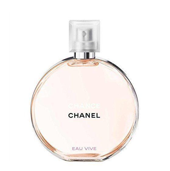 Chanel CHANCE EAU VIVE EAU DE TOILETTE_SPRAY 5.0oz large size #beauty #chanel