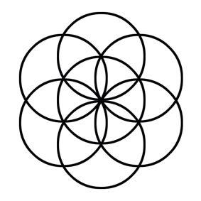 Graine de vie symbole du temps tatouages symboliques pinterest du temps m t o et vie - Symbole de la vie ...