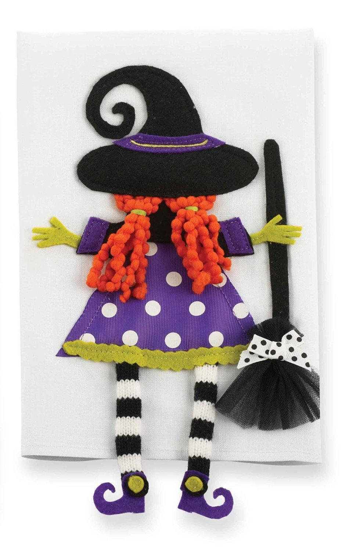 Halloween Witches Kitchen Towels | Halloween Wikii