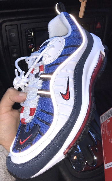 ecc3f64f560 The Nike Air Max 98 Gundam OG Review- You Must Cop These Classics!!! - the  latest sneakers