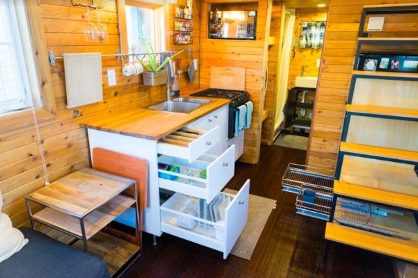 160 Sq Ft Tiny House For Sale In Olympia Wa Tiny