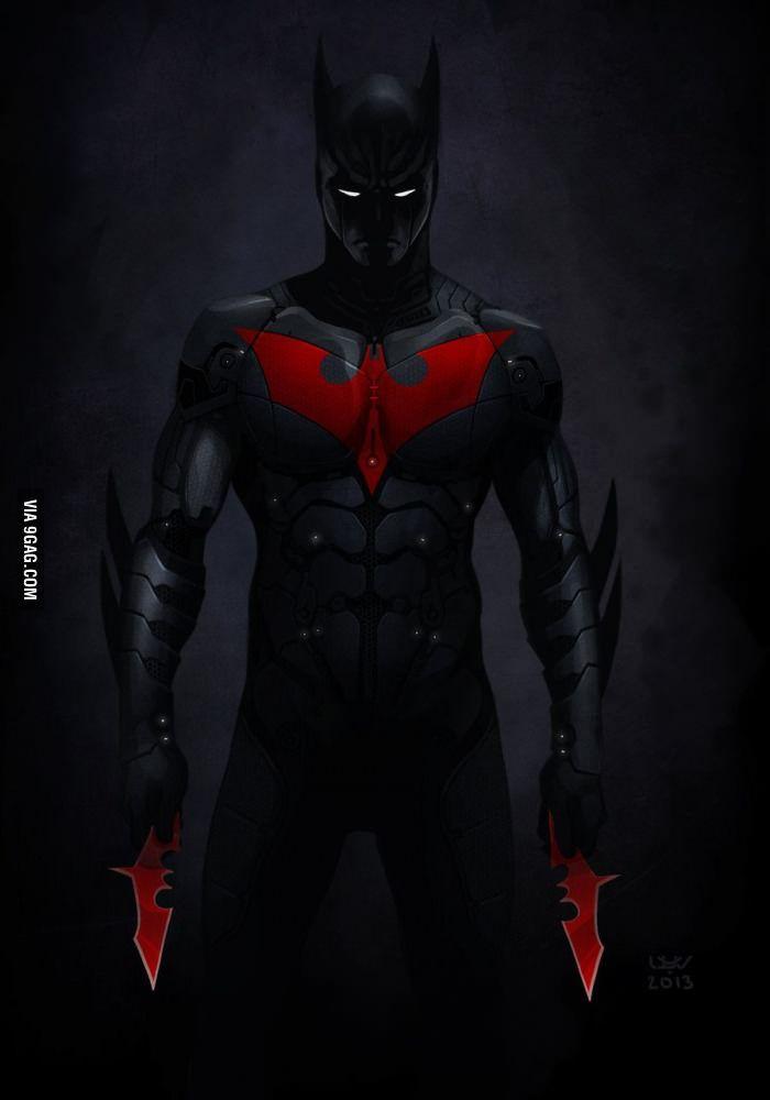 batman beyond has to be the most badass batman ever