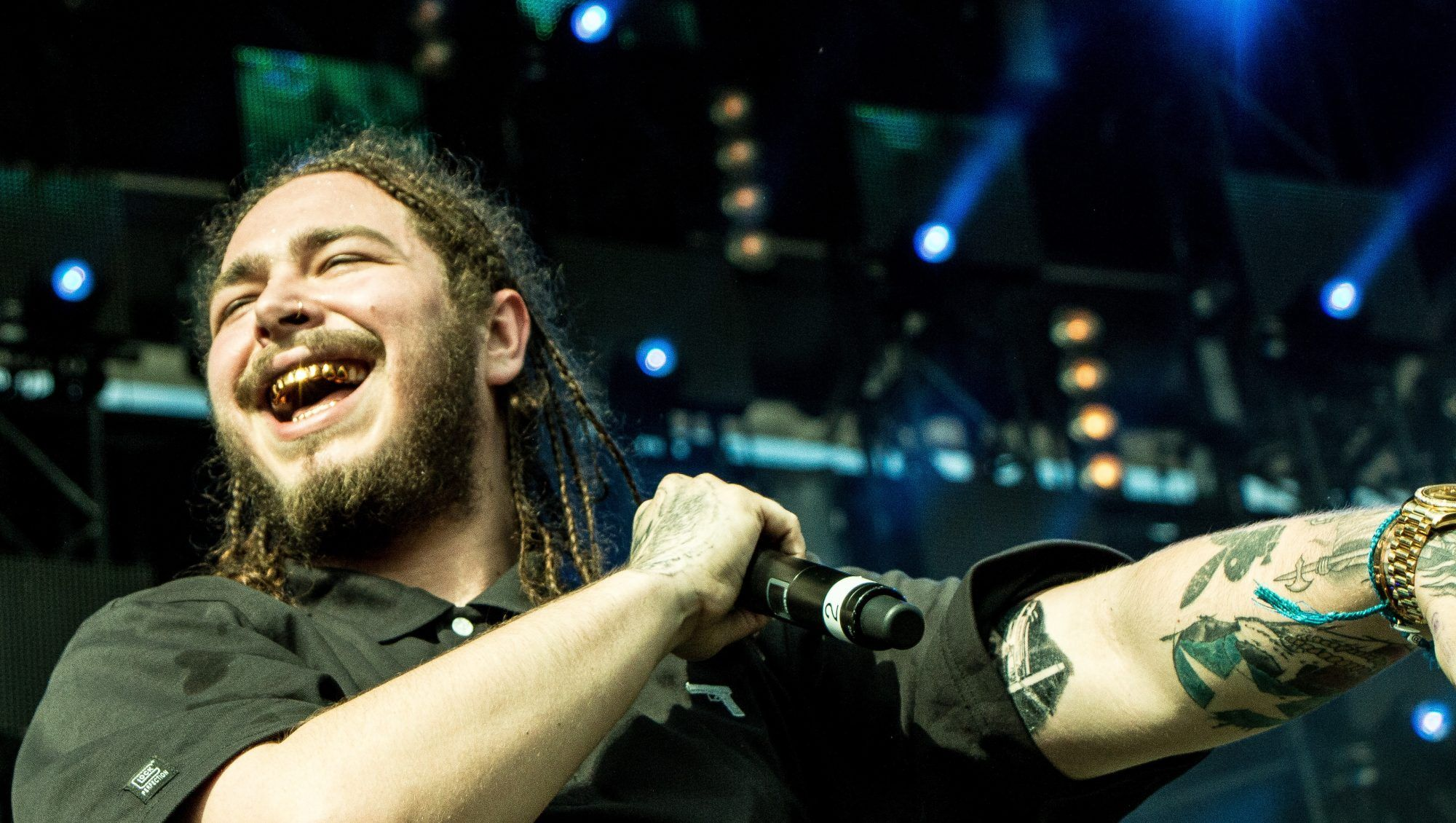 "Post Malone drops new single ""Psycho"" ahead of spring tour"