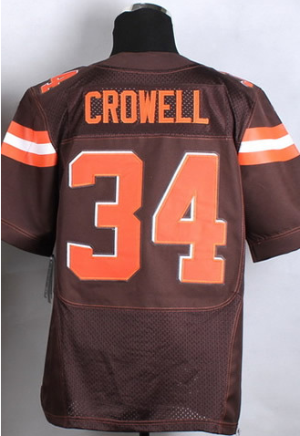 Isaiah Crowell (#34) Football Jersey   Football jerseys, Jersey ...