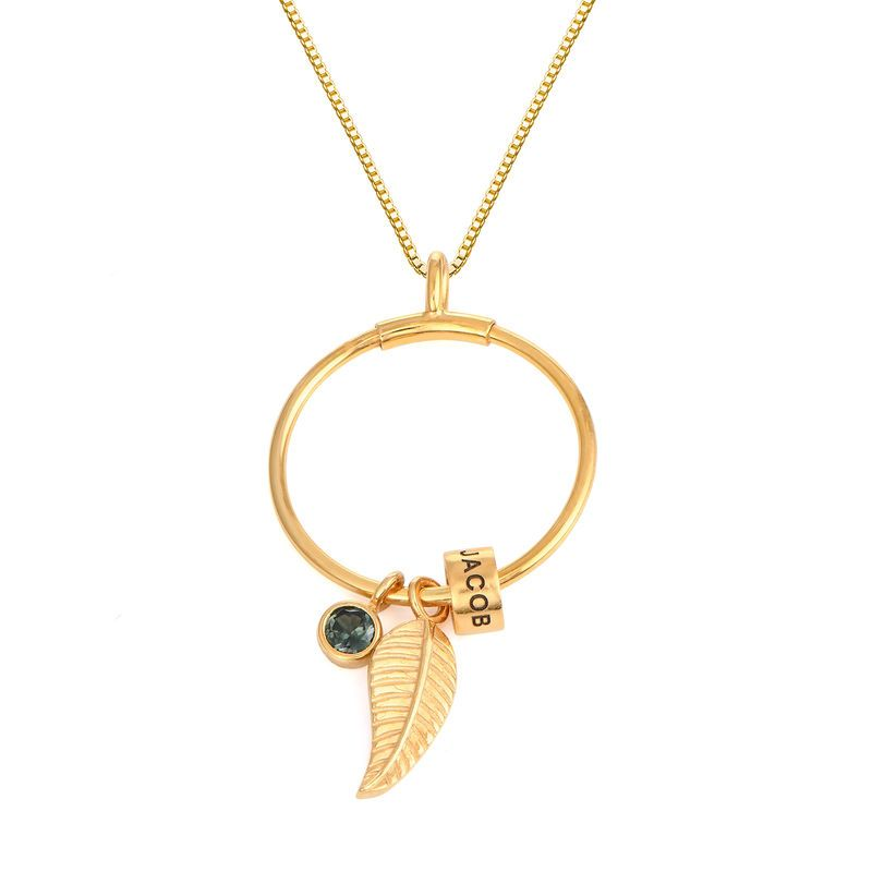 18K Gold PlatedGift Neckless Jewelry Personalised Love Name Necklace Kristy