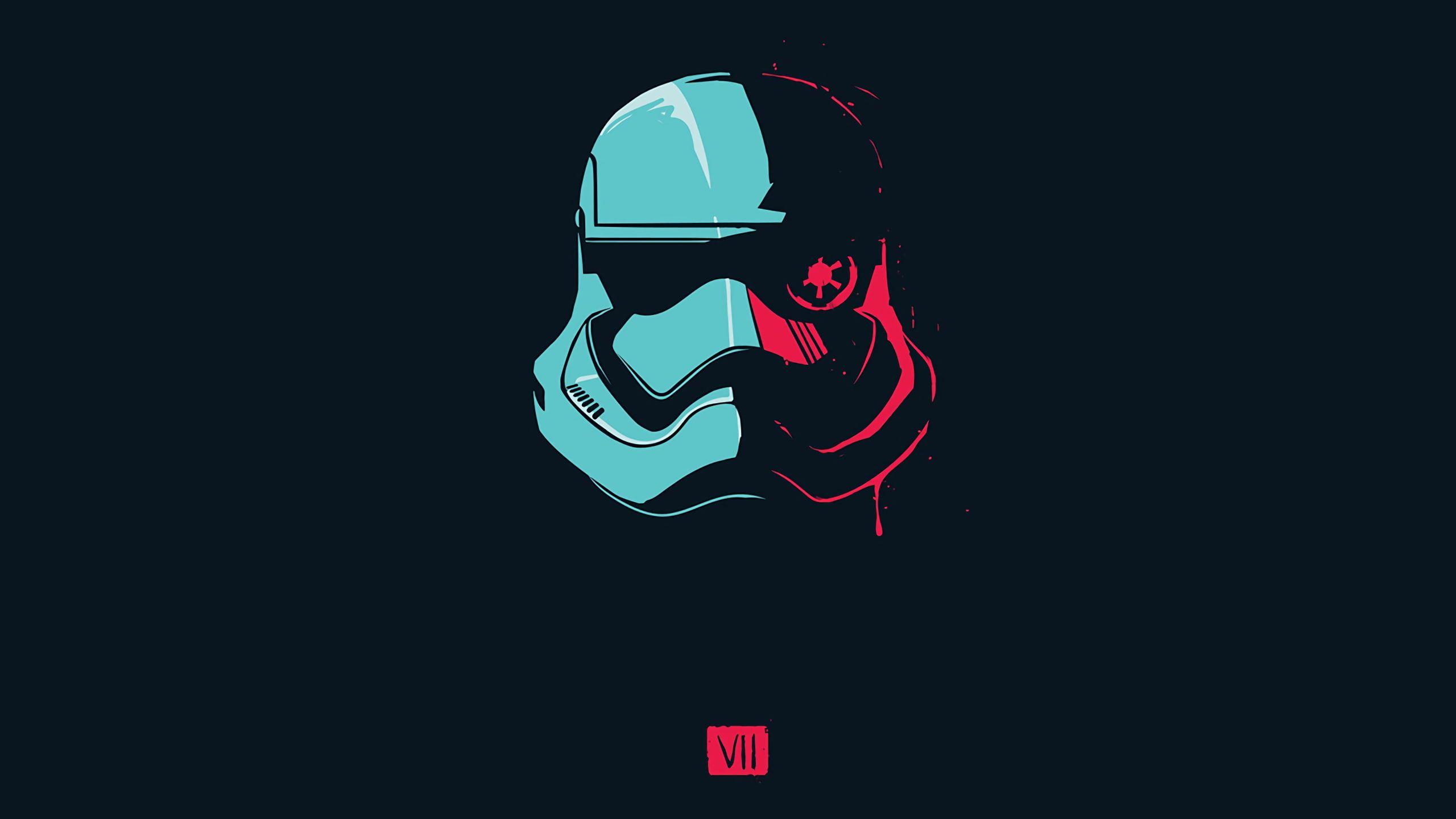 Darth Vader Wallpaper Star Wars Star Wars The Force Awakens Stormtrooper 2k Wallpaper Hdwallpape Darth Vader Wallpaper Star Wars Background Star Wars Logo