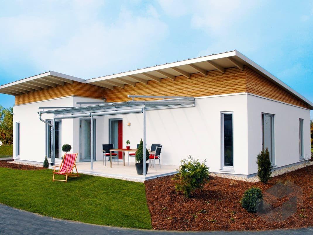 Haas fertigbau bungalow  Haas MH Falkenberg B 120 von Haas-Fertigbau mit 119,74 m² ...