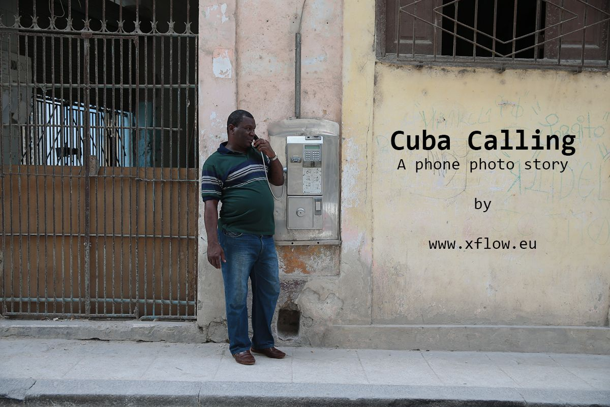 Photo series feat. the pay phones of CubaPhoto series feat. the pay phones of Cuba