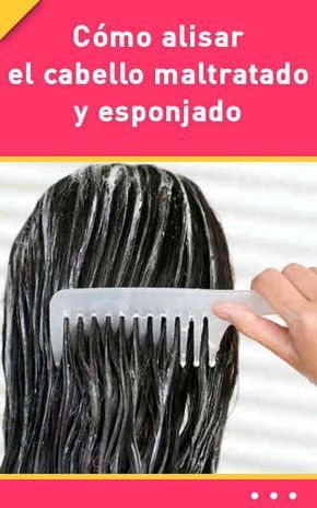 Alisar el pelo facil