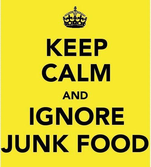 Methods To Help You Not Eat Junk Food