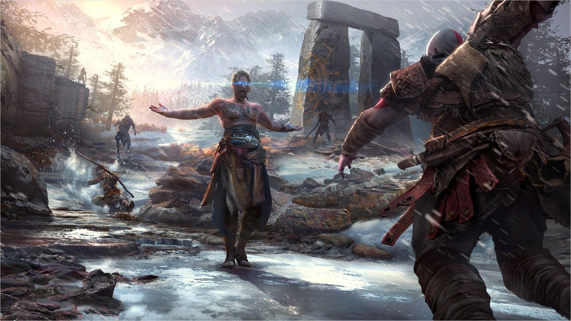 4k 1080p 1920 215 1080 God Of War Wallpaper In 2020 Kratos God Of War God Of War God Of War Series