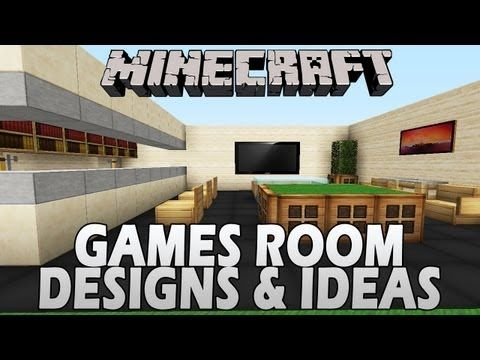 Pin By Kallista Mertins On Minecraft Game Room Design Game Room Room Design