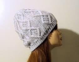 cappello donna maglia