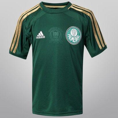 50a7da1e14003 Camisa Adidas Palmeiras I 2014 s nº Infantil - Mundo Palmeiras Italia