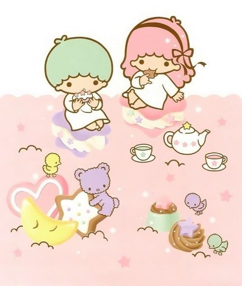 Sanrio Little Twin Stars LTS