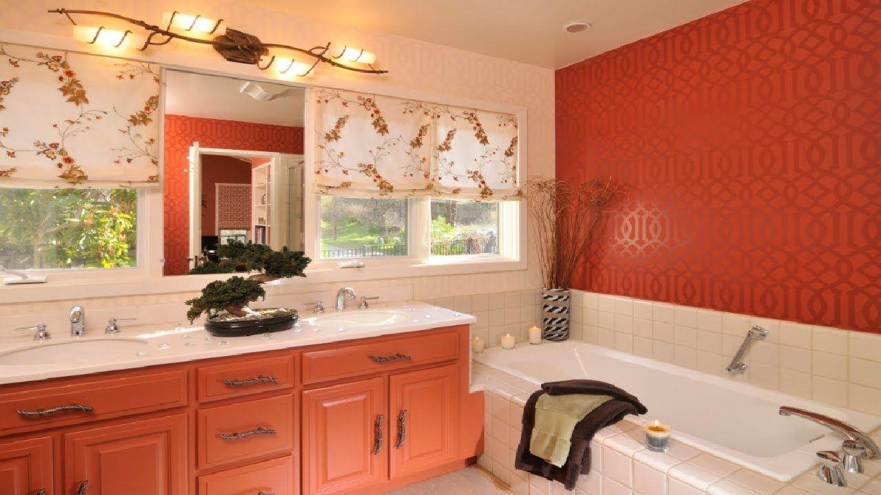 25 of the best red bathroom design ideas  simple bathroom