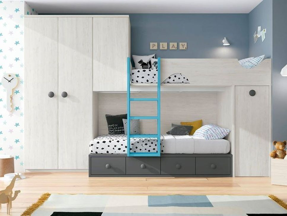 99 Cheap Space Saving Design Ideas For Kids Rooms