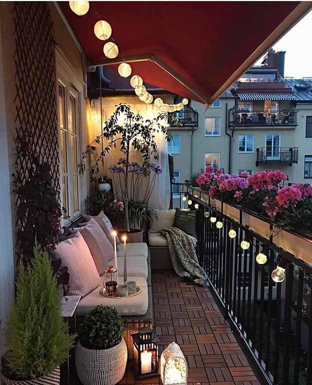 small narrow balcony #balcony #narrowbalcony